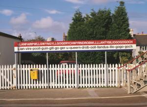 LlanfairPG Station image 1
